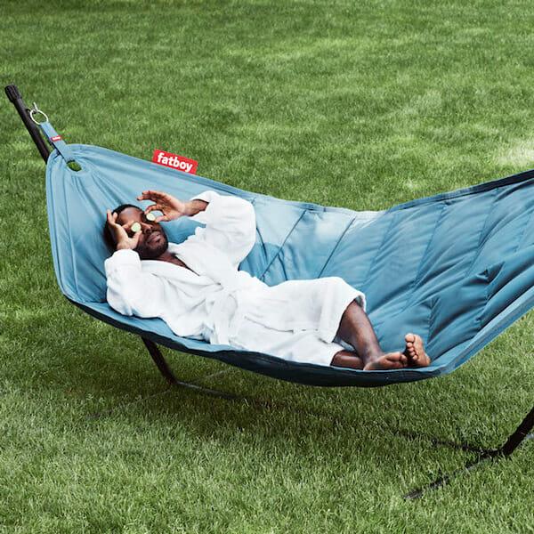 Hammack Fatboy mobilier de jardin super confort