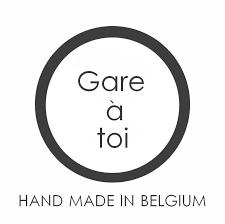 Logo gare à toi boutique de bijoux belge