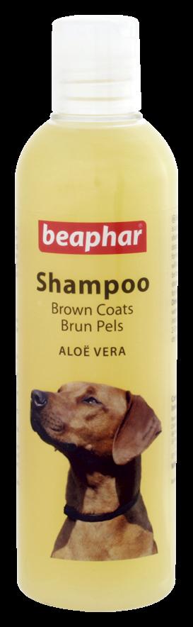 beophar shampoo poil brun